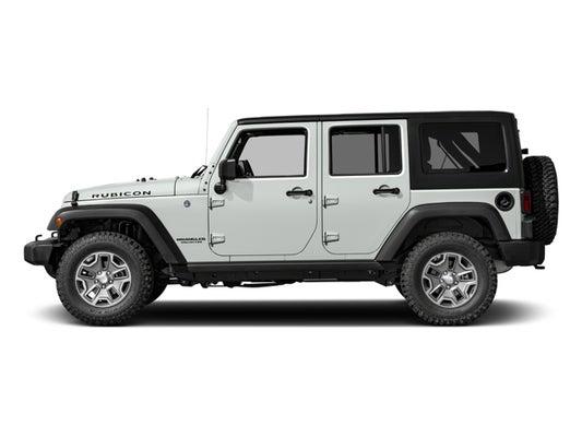 2017 Jeep Wrangler Unlimited Rubicon In Rochelle Il Prescott Brothers Ford