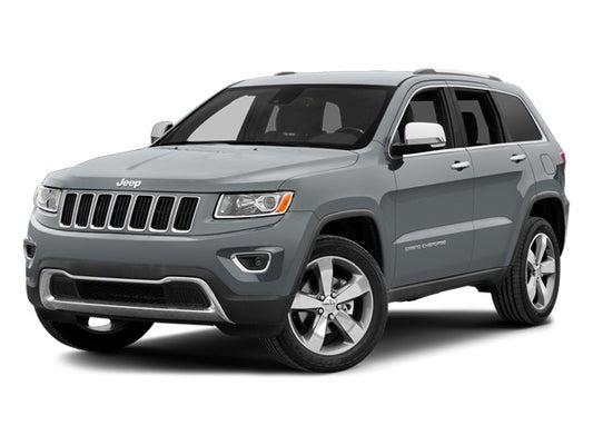 Used 2014 Jeep Grand Cherokee >> 2014 Jeep Grand Cherokee Limited