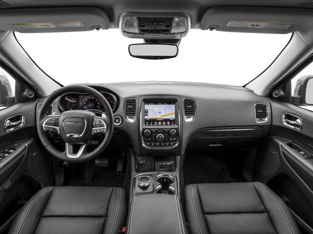 Used 2017 Dodge Durango For Sale Rochelle Il P33532