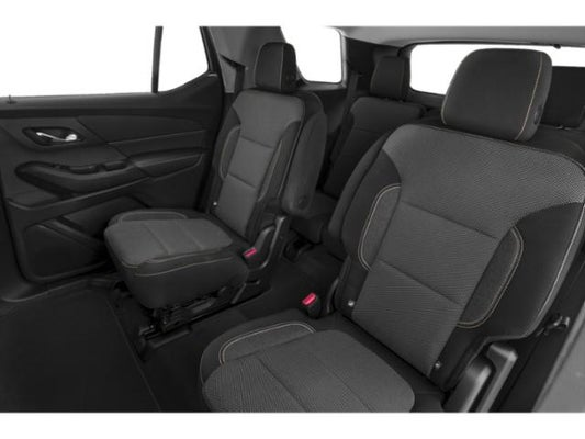 Pleasing 2019 Chevrolet Traverse Lt Cloth W 1Lt Evergreenethics Interior Chair Design Evergreenethicsorg