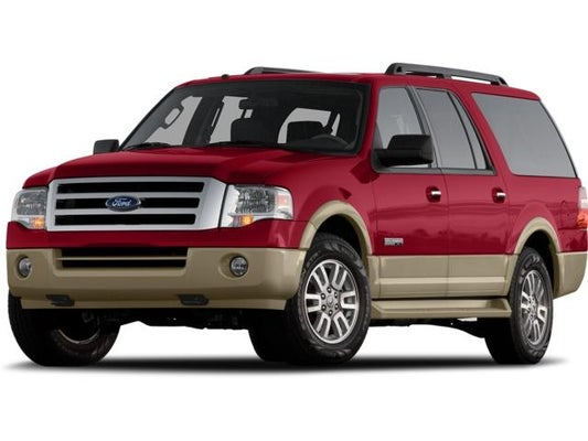 Ford Expedition El >> 2007 Ford Expedition El Limited