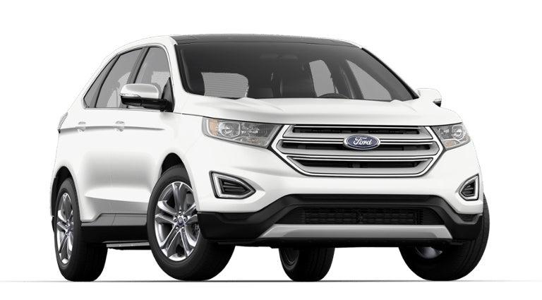Ford Edge Sel In Rochelle Il Prescott Brothers Ford