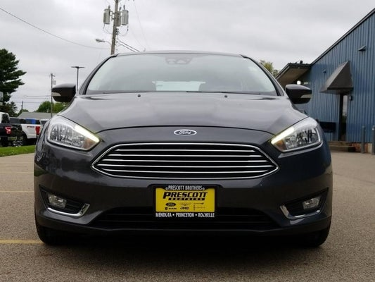 Used 2017 Ford Focus For Sale Rochelle Il F5302