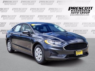 2020 Ford Fusion For Sale In Rochelle Il Near Rockford Dekalb