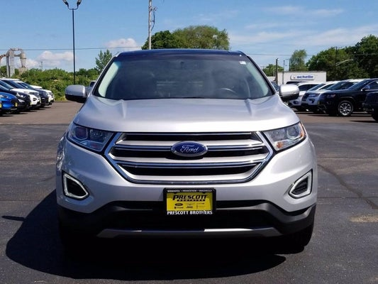 Used 2017 Ford Edge For Sale Rochelle Il R200076b