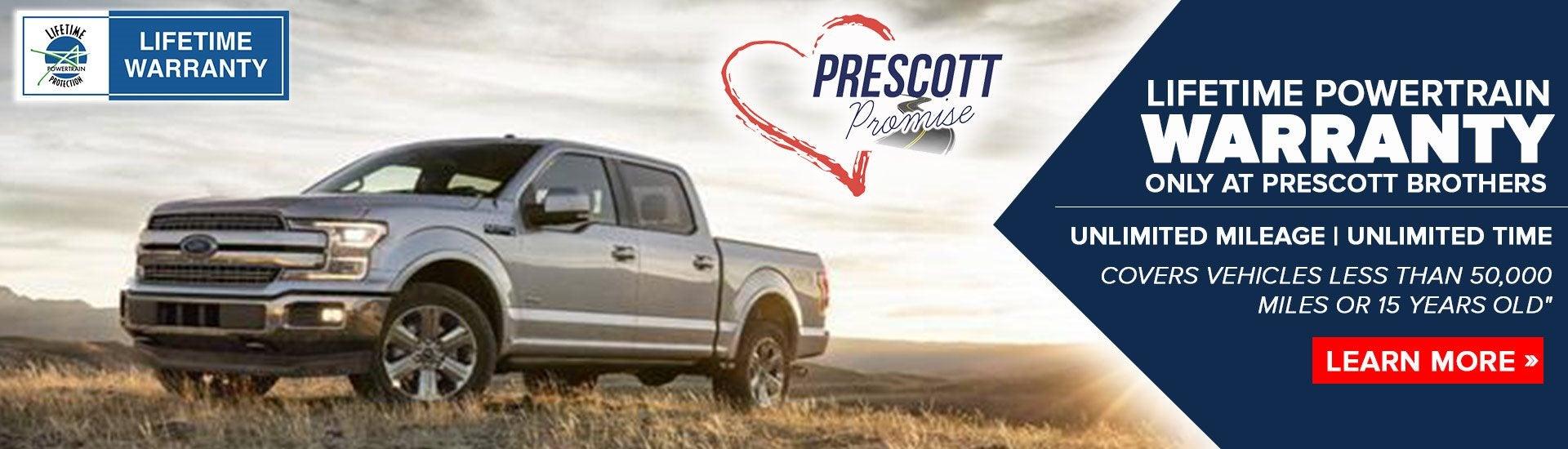 Prescott Promise
